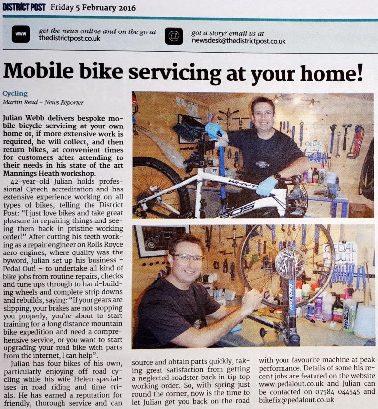 Horsham Bikes